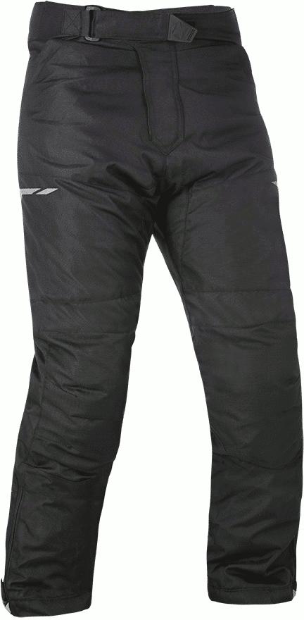 Oxford Metro 1.0 Motorcycle Textile Pants Black 4XL