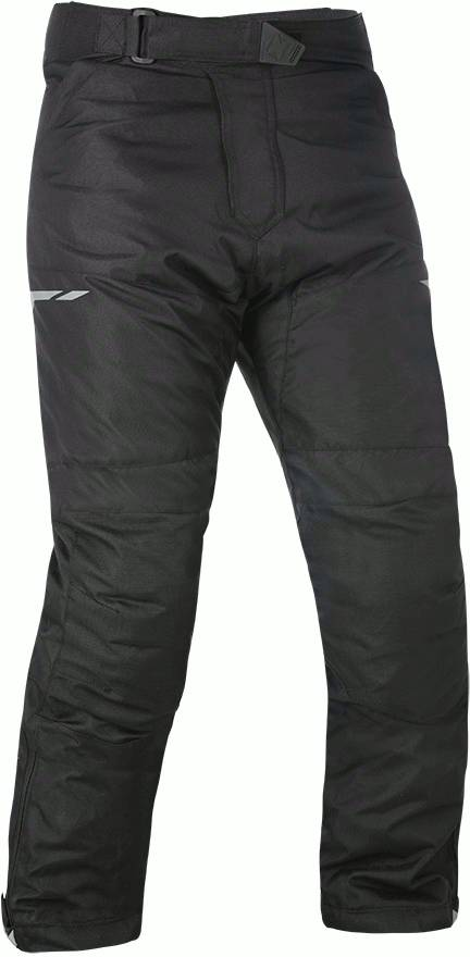 Oxford Metro 1.0 Motorcycle Textile Pants Black M