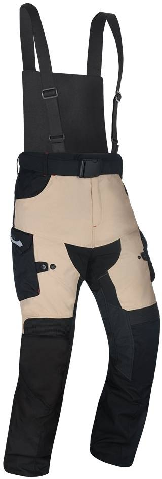Oxford Montreal 3.0 Motorcycle Textile Pants Beige L