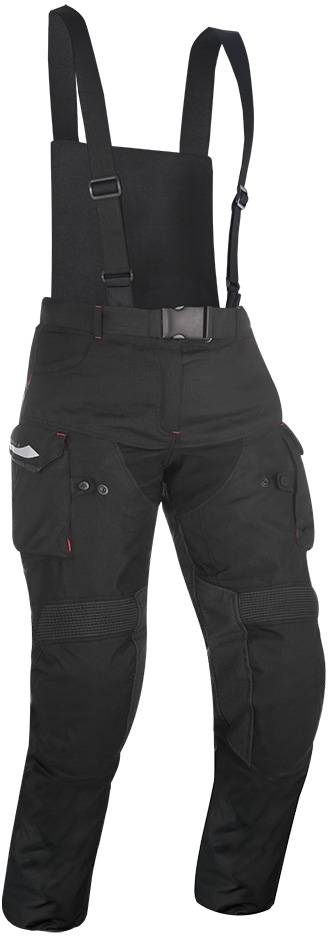Oxford Montreal 3.0 Motorcycle Textile Pants Black L