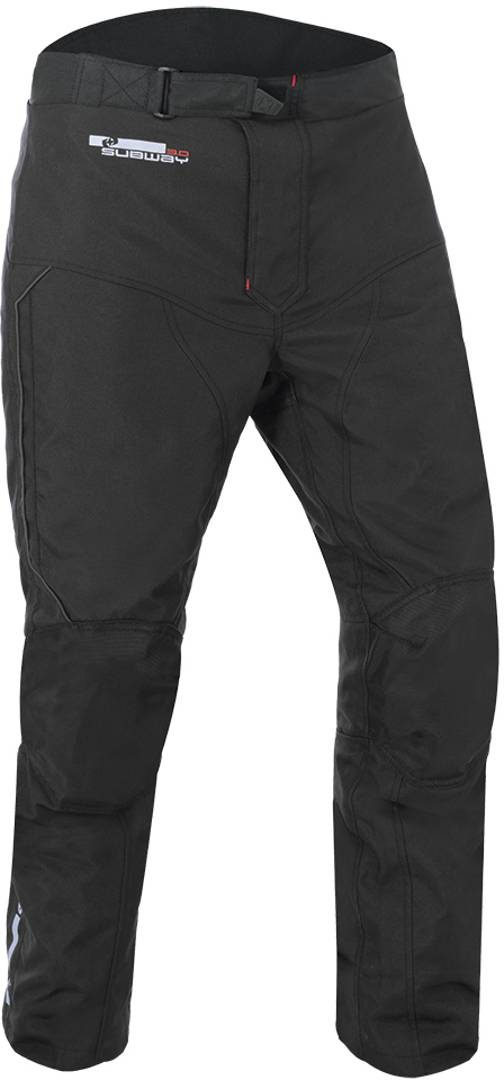 Oxford Subway 3.0 Motorcycle Textile Pants Black M