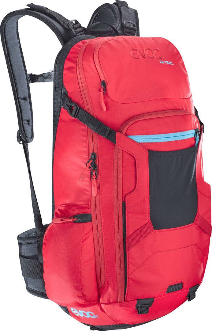 Evoc FR Trail Protector Backpack Red S