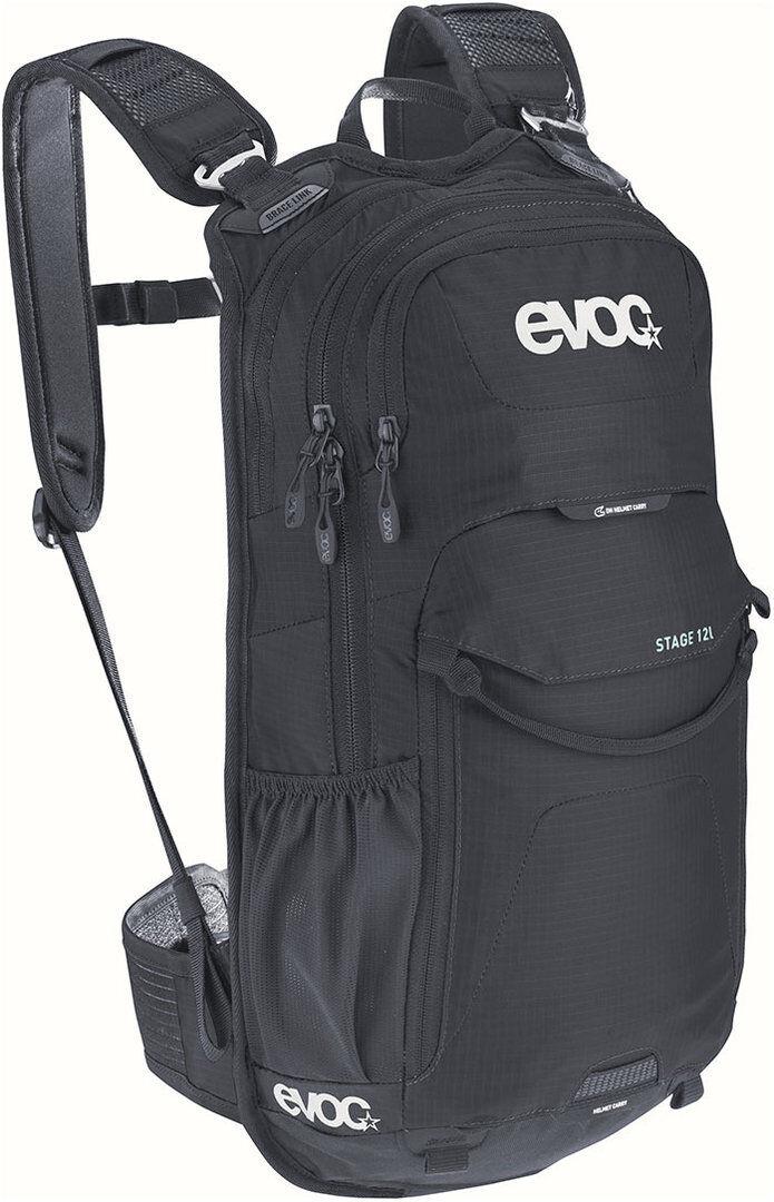 Evoc Stage 12 L Backpack Black One Size