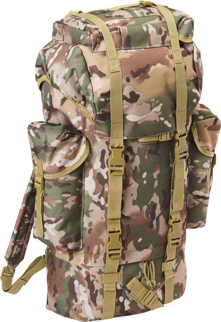 Brandit Nylon Backpack Beige One Size