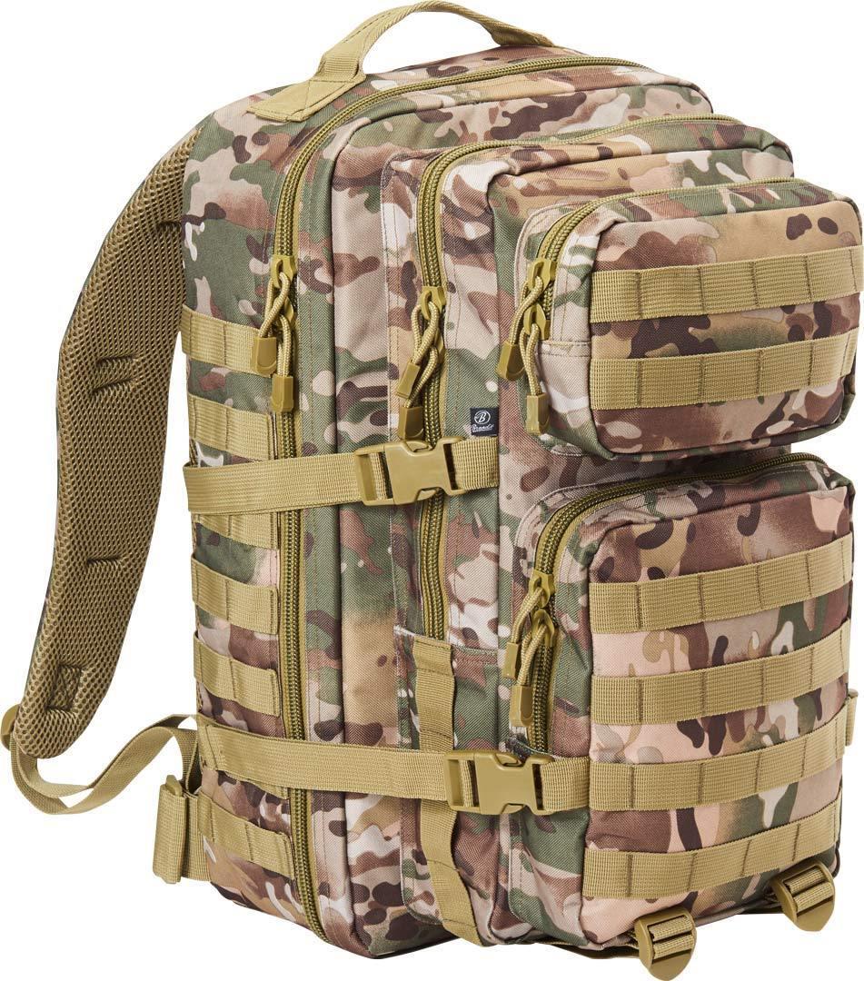 Brandit US Cooper L Backpack Beige One Size