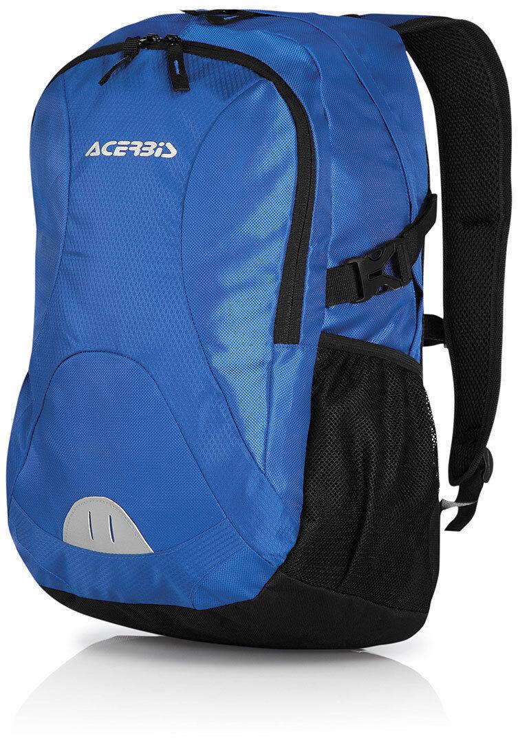 Acerbis Profile Backpack Black Blue 11-20l