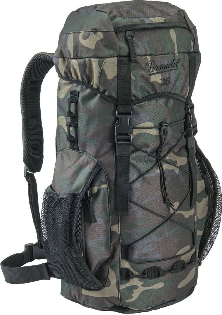 Brandit Aviator 35 Backpack Green One Size