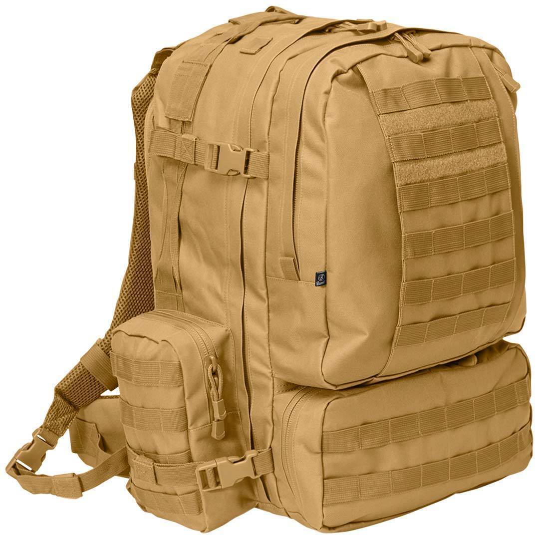Brandit US Cooper 3 Day Backpack Beige One Size