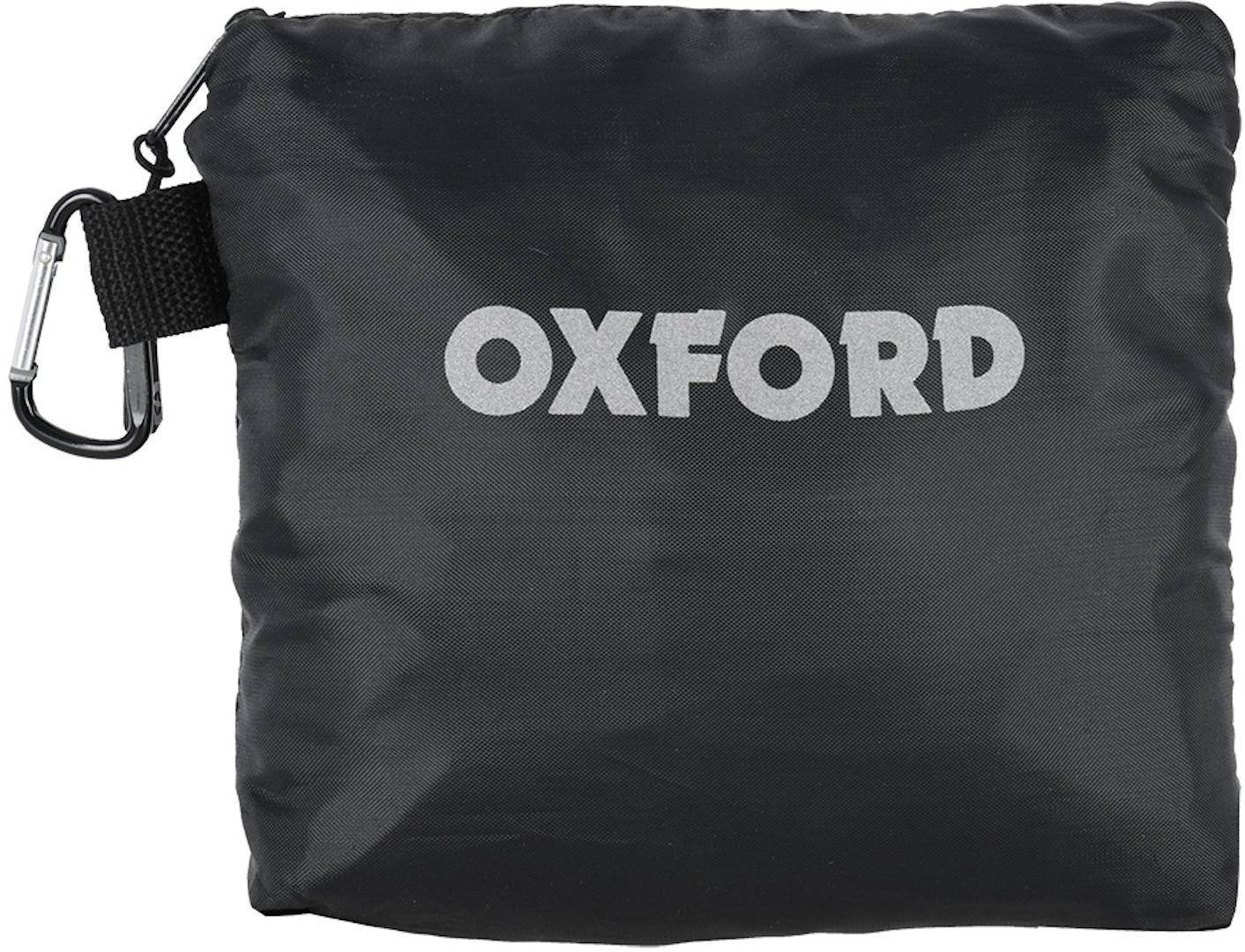 Oxford X Handy Backpack Black Grey One Size
