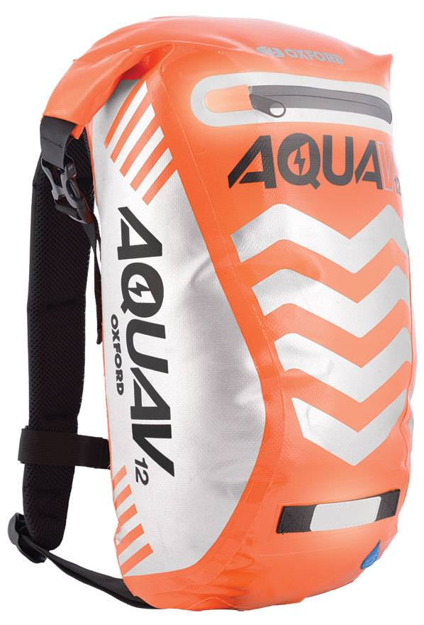 Oxford Aqua12 Backpack Orange One Size