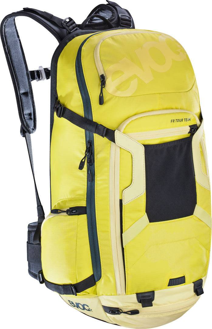 Evoc FR Tour Team 30L Protector Backpack Yellow S