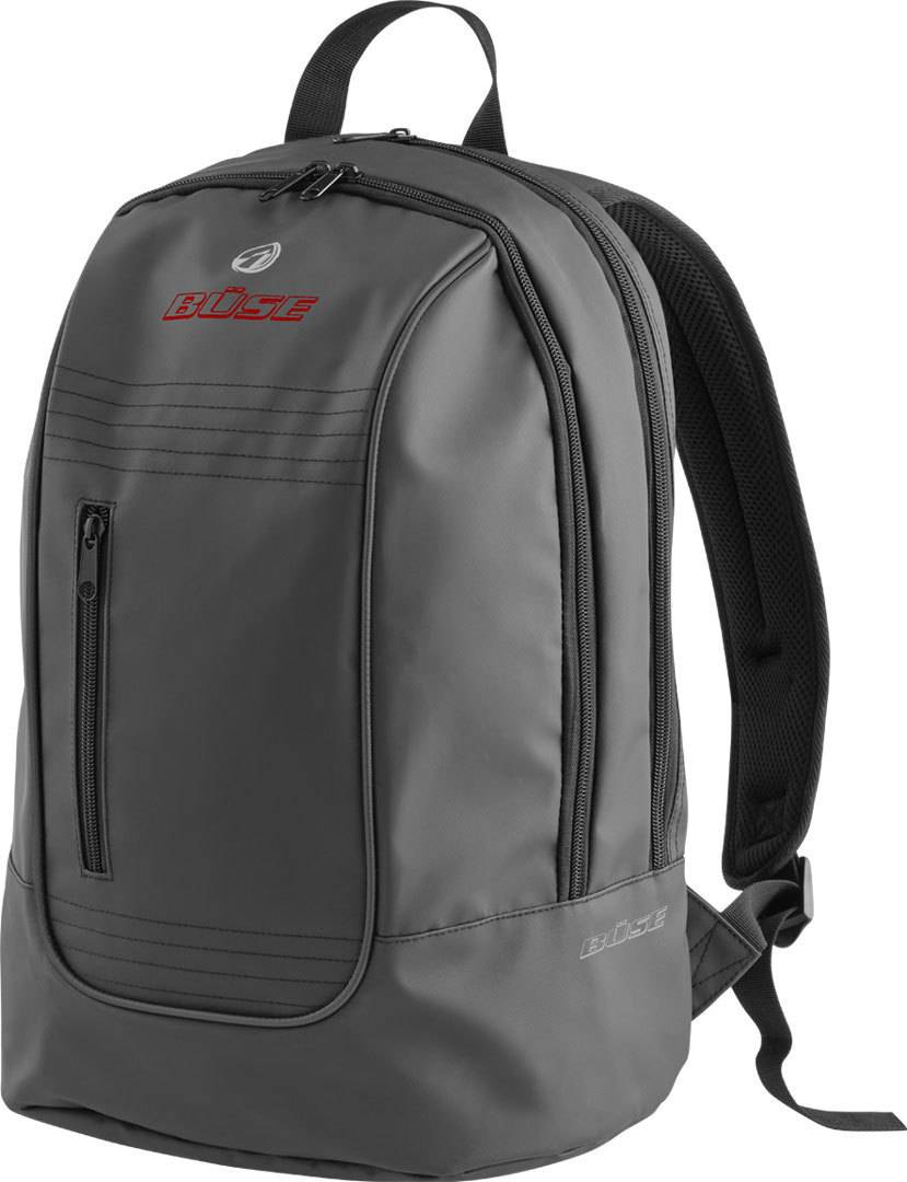 Büse Town Backpack Black One Size