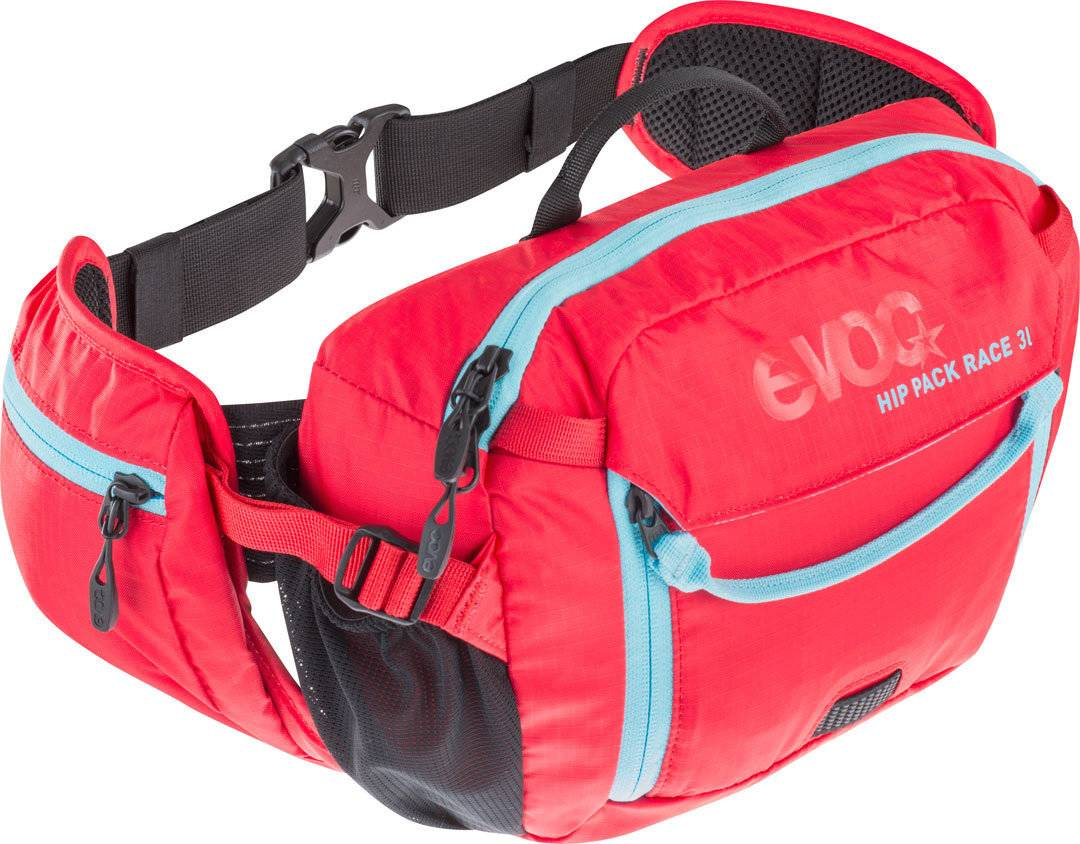 Evoc Hip Pack Race 3L Red One Size