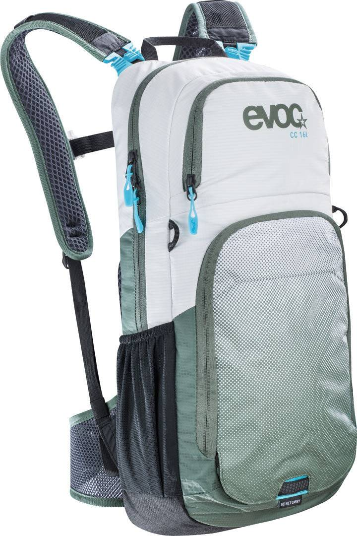 Evoc CC 16L Backpack + 2L Hydration Bladder White One Size