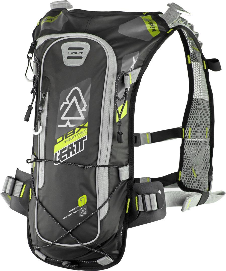 Leatt Mountain Lite WP2 Hydration Backpack Black Yellow One Size