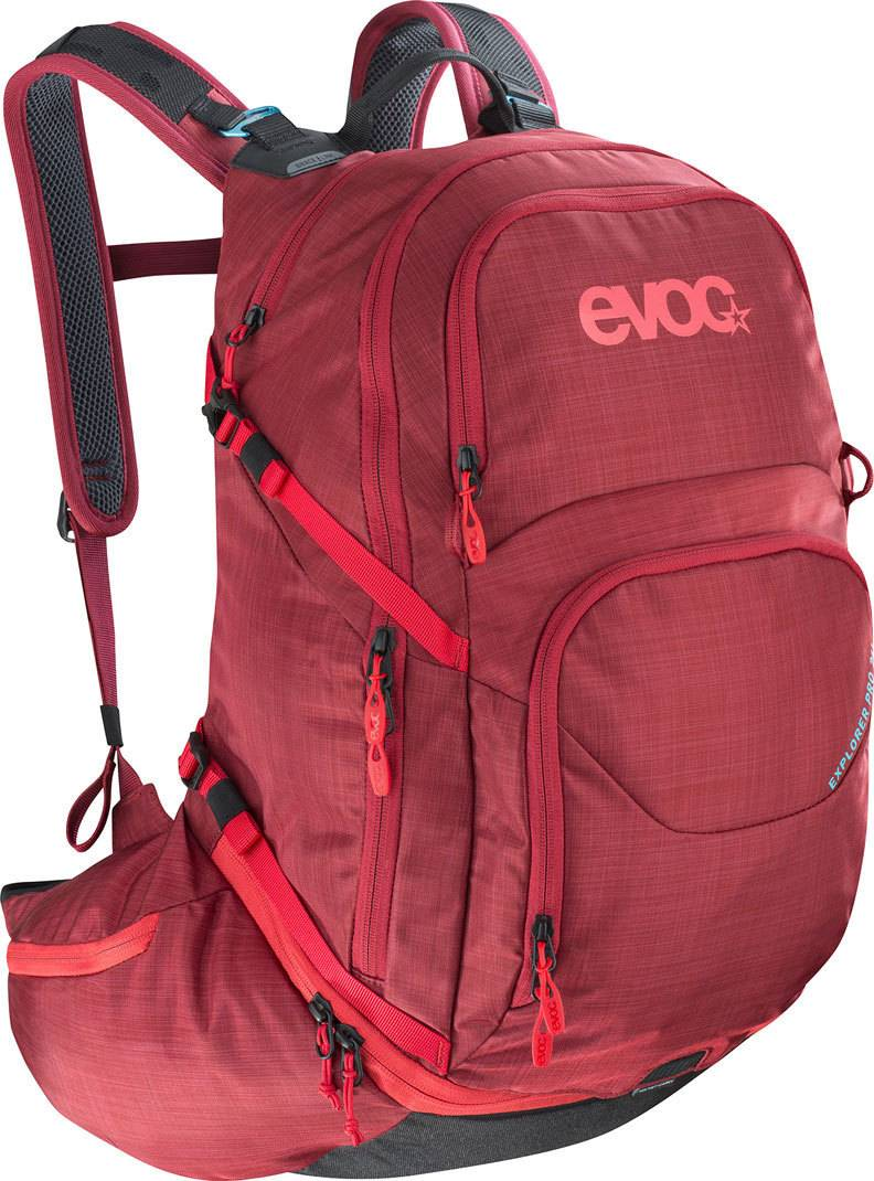 Evoc Explorer Pro 26L Backpack Red One Size