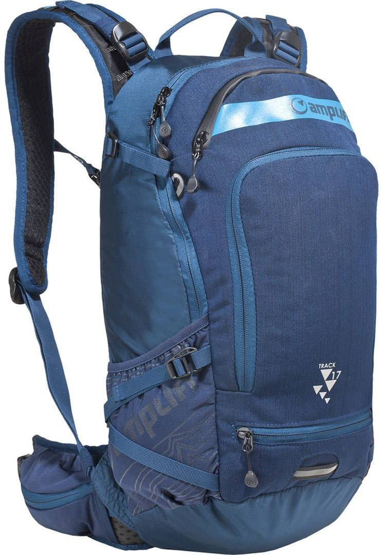 Amplifi Track 17 Backpack Blue One Size