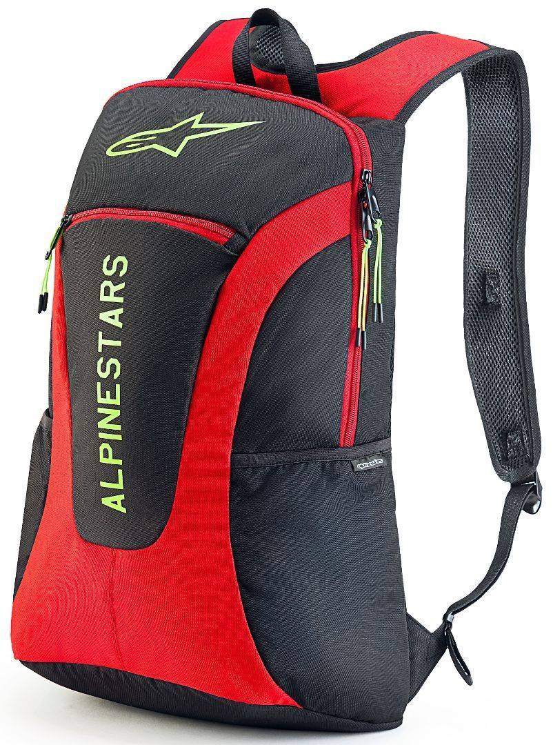 Alpinestars GFX Backpack Black Red One Size