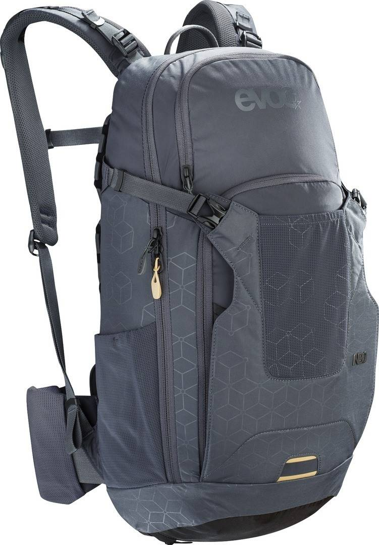 Evoc Neo 16L Protector Backpack Grey S M