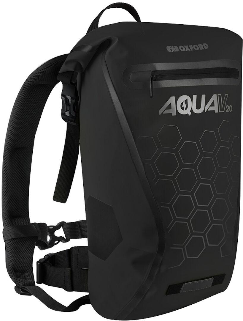 Oxford Aqua V20 Backpack Black 11-20l