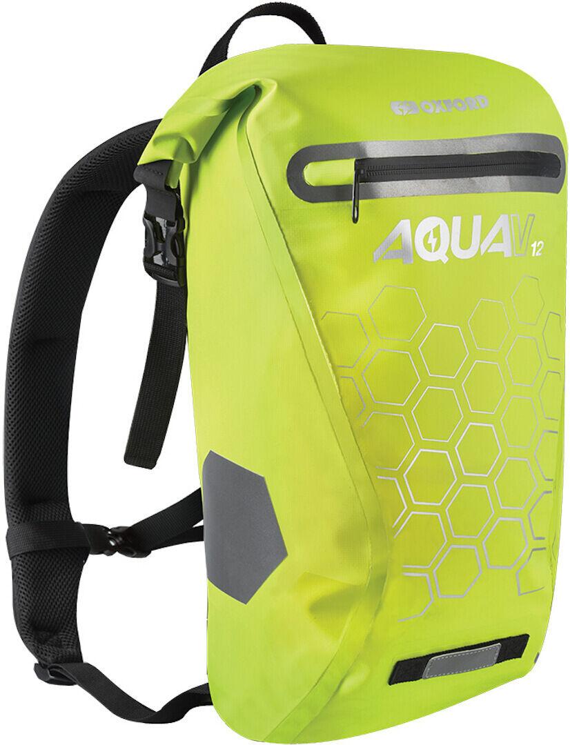 Oxford Aqua V12 Backpack Yellow One Size