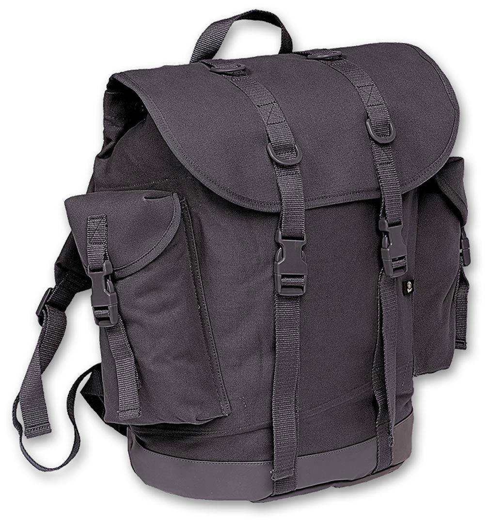 Brandit BW Hunter Backpack  - Size: One Size