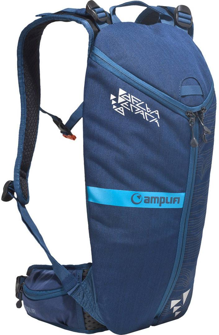 Amplifi Delta Track 8 Backpack  - Size: One Size