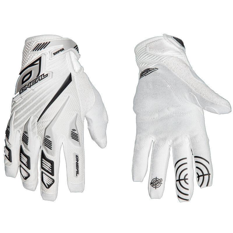 Oneal O´Neal Sniper Elite Gloves 2018 White S