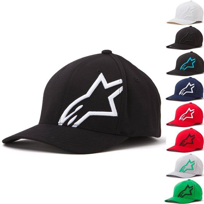Alpinestars Corp Shift 2 Flexfit Cap Black Grey L XL