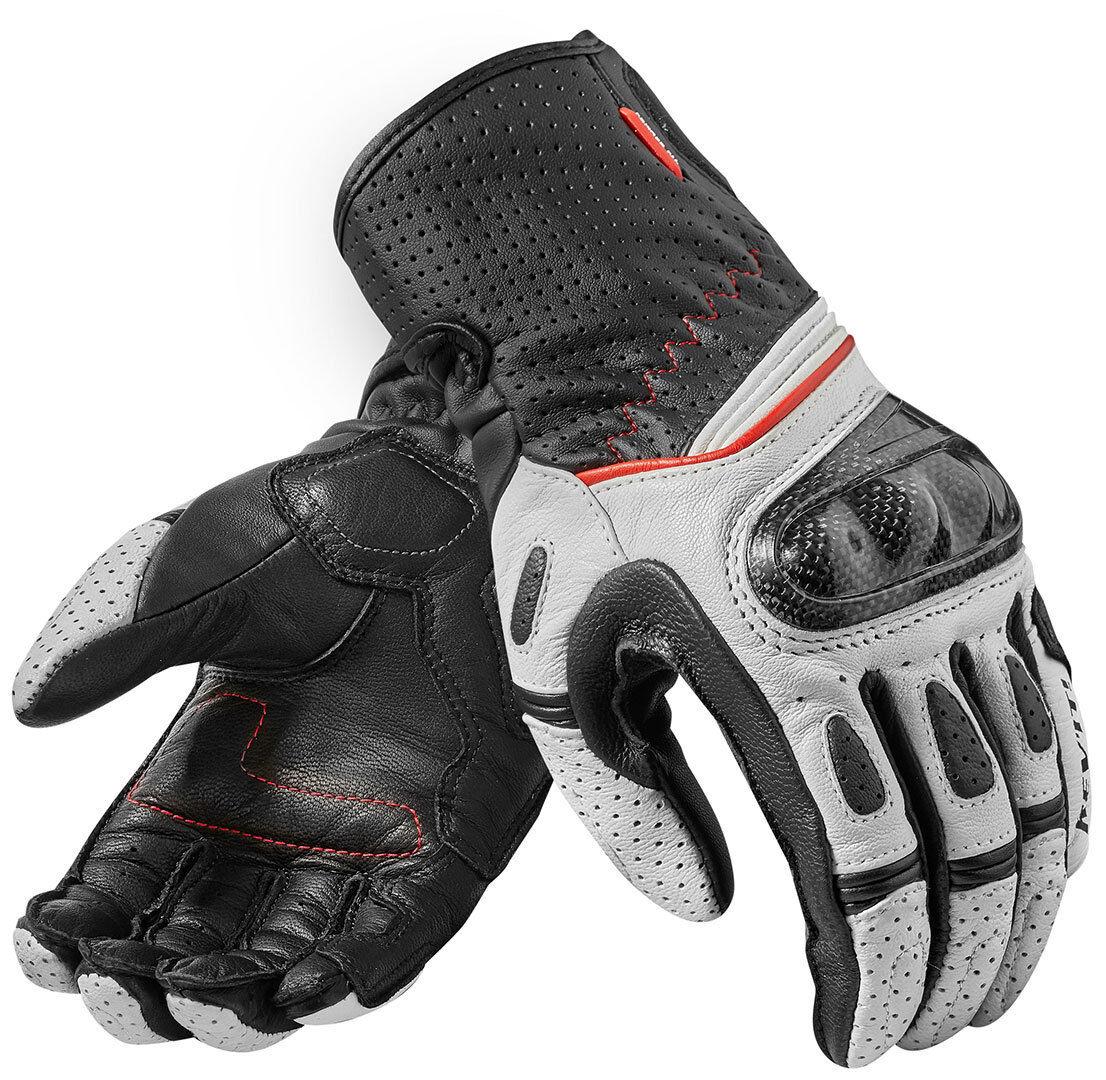 Revit Chevron 2 Ladies Gloves Black White L