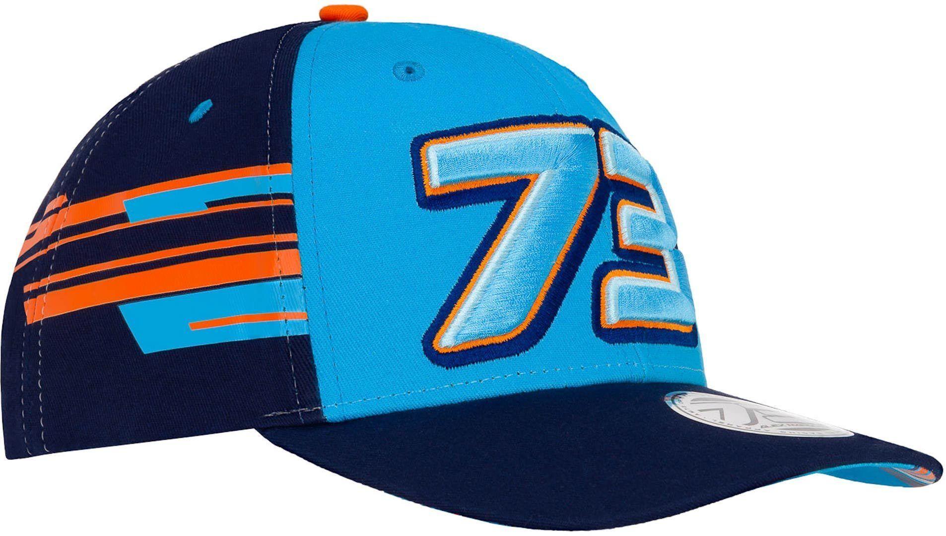 GP-Racing 73 Flat Midvisor Cap Blue One Size