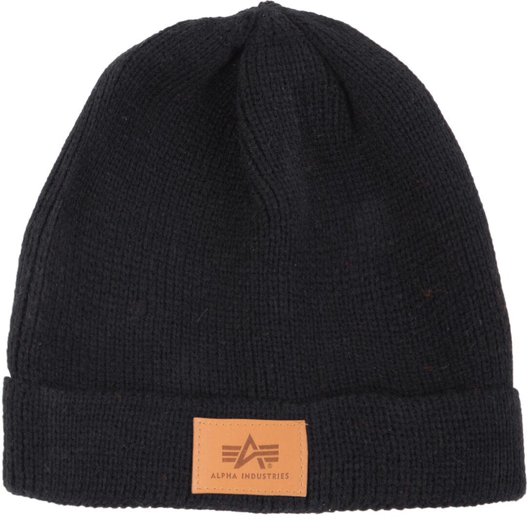 Alpha Industries Docker Hat Black One Size