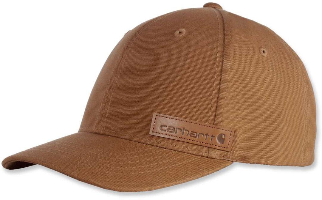 Carhartt Flexfit Patch Cap Brown L XL