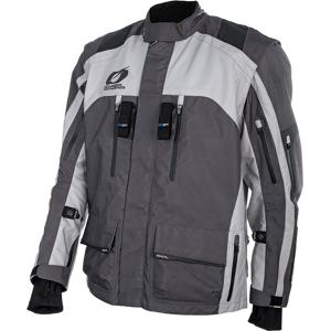 Oneal Baja Racing Motocross Jacket Grey XL