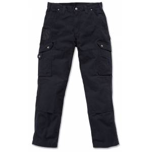 Carhartt Ripstop Cargo Work Pants Black 33