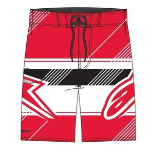 Alpinestars Beta Board Shorts Red 29