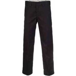 Dickies Slim Straight Work Pants Black 36