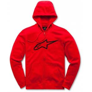 Alpinestars Ageless II Hoodie Black Red S