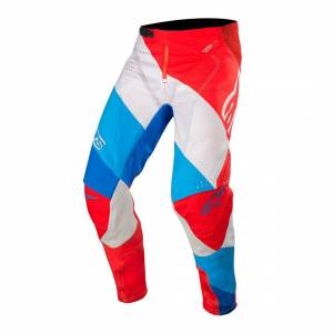 Alpinestars Techstar Venom Motocross Pants Red Blue 34
