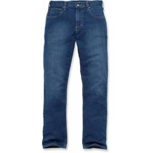 Carhartt Rugged Flex Relaxed Straight Jeans Blue 36