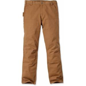 Carhartt Straight Fit Double Front Pants Brown 36