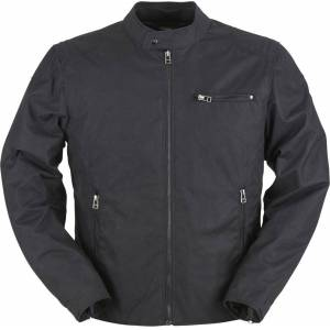 Furygan Bruce Motorcycle Textile Jacket Black S