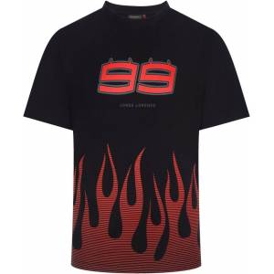 GP-Racing 99 Flames T-Shirt Black M