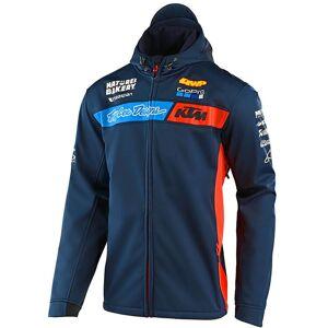 Lee Troy Lee Designs KTM Team Pit Jacket Blue 2XL