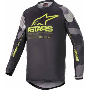 Alpinestars Racer Tactical Youth Motocross Jersey  - Size: Extra Large