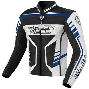 Arlen Ness Rapida 2 Motorcycle Leather Jacket  - Size: 54