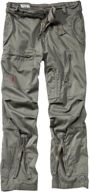 Surplus Infantry Cargo Pants Green XL