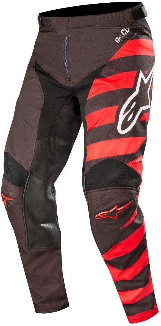 Alpinestars Racer Braap Motocross Pants Black Red 34