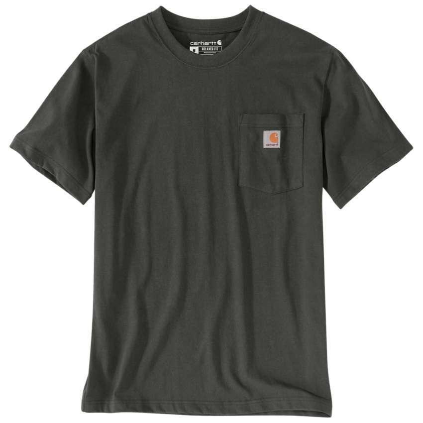Carhartt Workwear Pocket T-Shirt Brown L