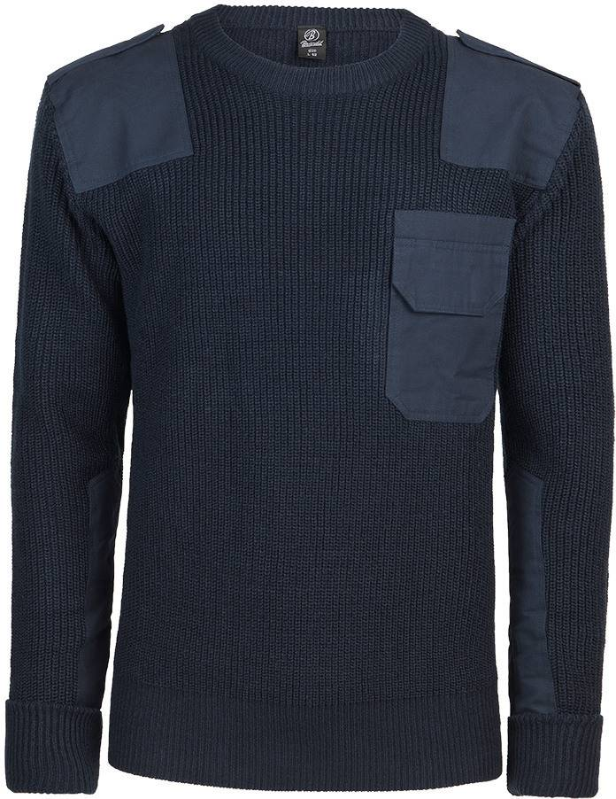 Brandit BW Pullover Blue L